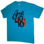 Shirt Front Blue